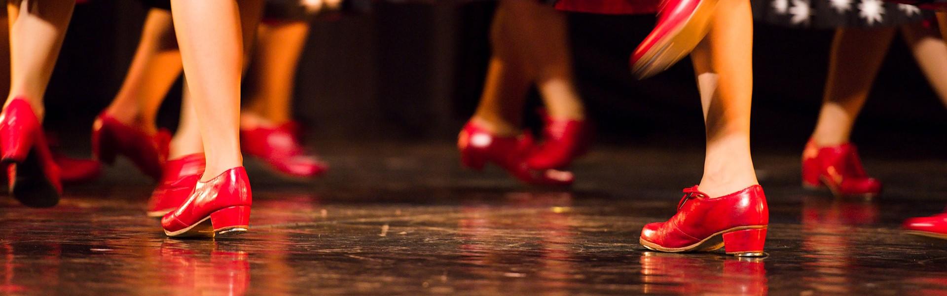 7707bfd418765 Všetko čo potrebuješ na tanec